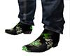 Irish Biker Cowboy Boots