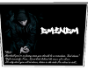 Eminem Poster w/saying