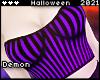 �Spooky Bustier PL