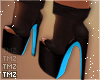 Kari Blu Heels