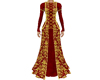 Medieval Holiday Surcoat