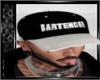 -P- Cstom Bartender Cap-