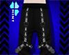 Nihongo Black Pant  