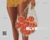 B.net market bag peaches