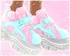 ♔ Sneakers e Cute