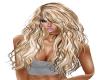 Hair Ash Blond Lizzy 593