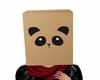 Panda Head Box