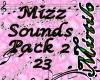 Mizz - Sounds Pack2