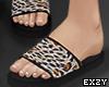 - Leopard Slides -