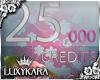 LK° 25K Layouts