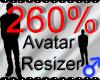 *M* Avatar Scaler 260%