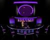 neon purple bar