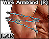 Wire Armband (R)M*