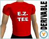 The E.Z. Tee (Male)
