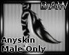 B! Anyskin M Wolf Tail