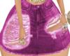 Pink Denim Skirt EML
