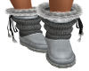 Ugg Boot Gray {DER}