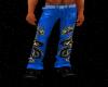 (SR) DRAGON BLUE JEANS