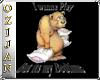 ozi Bear wanna play