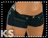 {K} Hippy Shorts