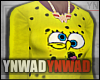 YN. SpongeBob Sweater #2