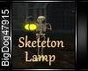 [BD]SkeletonLamp