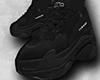 Black shoes (F)