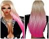 capelli bionde & pink