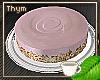 Vegan Strbry Cheesecake