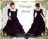 Vintage dress rocho
