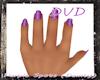 Purple Spots (Dainty)
