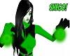 Shego Power Left Hand