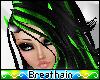 Bn* Kris greenblack hair