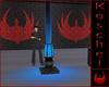 -K Galactica Floor Lamp