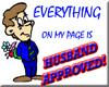 Husband Approved -stkr