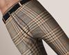 $ Plaid Pants