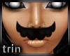 Mario Mustache F