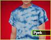 Crewneck T-Shirt blue