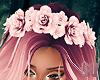 WALA Rose Flower Crown