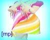 Kawaii Rainbow Dress