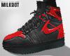 . NK Red Jordan