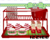Ell* Christmas Dishrack