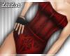 =D Bustier Rouge