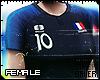 F France Fan 18