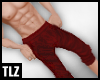 [TLZ]Basic red sweats