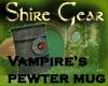 Vampire's Pewter Mug
