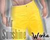W° Mr Sunshine Shorts