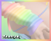 [Zlix] Rainbow Arm Warms