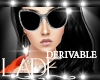 DERIVABLE SHADES by LaDe