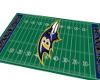 Ravens Field Rug
